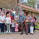 2012 Lankaniemen sukukokous Mäntyharjussa