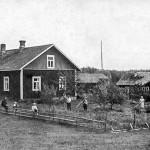 LEISSA RAKENNETTU 1921